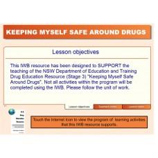 Keeping Myself Safe Around Drugs