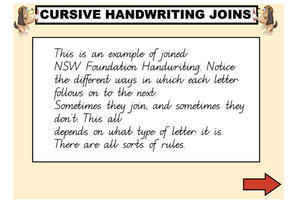 Learn All About The Different Types Of Cursive Handwriting Joins